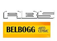 "Эмблема надпись ""ABS"" для Landmark, Лендмарк, Лэндмарк"
