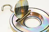Клапан обратный стальной межфланцевый (хлопушка) Ду100 Ру16, фото 5