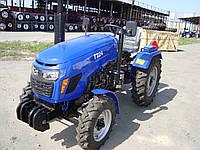 Трактор T244НF, Xingtai 244НF, (24 л.с.,, 4х4, 3 цил., ГУР, 1-е сц.), фото 1