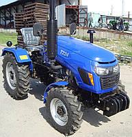 Трактор T 244 (Xingtai 244), 24 л.с., 4х4, розетка,без ГУР