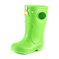 Сапоги детские Jose Amorales 117062 зеленые