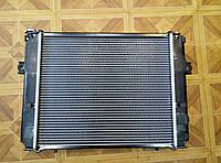 Радиатор водяной на погрузчик Heli CPCD20-30 Isuzu C240 № H25S210202, H25S2-10202
