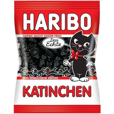 Жевательные конфеты Haribo Katinchen 200г, фото 2