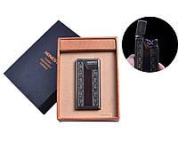 """Электроимпульсная USB - зажигалка в подарочной упаковке  """"Honest"""""""