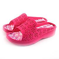 Тапочки пляжные женские ЕВА Progres 119 розовый