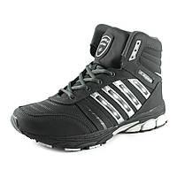 Ботинки зимние  мужские Bona 92948N-6 серый