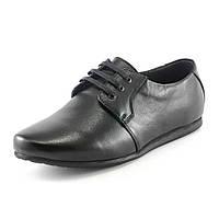 Туфли мужские Atriboots 15V107-A черная кожа