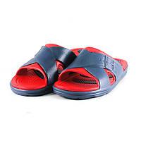 Шлепанцы мужские Jose Amorales 115513 сине-красные