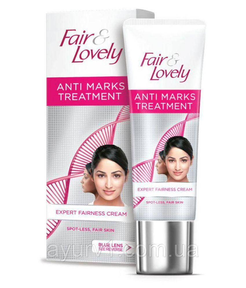 Крем против пигментации и угрей /Fair & Lovely anti marks treatment / 40 гр