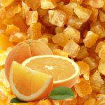 Цукаты цедра Апельсина в кубиках (6х6мм) 100г