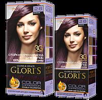 Краска для волос Gloris 2.6 БОЖОЛЕ ( 2 применения)