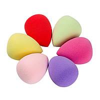 [ Спонжик Beaty Blender яйцо ] Косметическая губка для нанесения макияжа