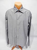 Мужская рубашка  длинным рукавом College Clan  оригинал  024ДР р.50