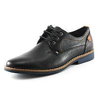 Туфли мужские Forra 16V061-B черные