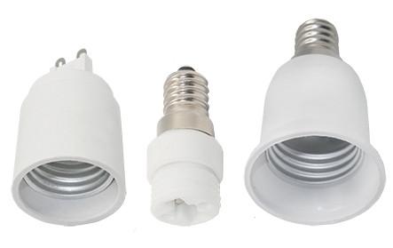 Переходники для ламп