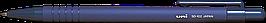 Ручка кульк. авт. uni SD-102 0.7мм, синя