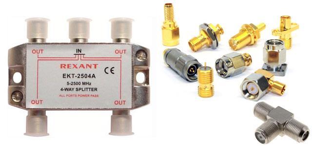 Переходники и адаптеры для видео провода