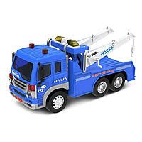 Dave Toy Спецтехника Junior trucker Техническая помощь свет звук 28см