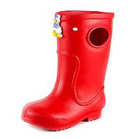 Сапоги детские Jose Amorales 117063 красные