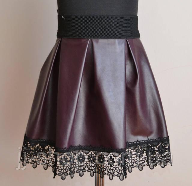 Детская юбка для девочек нарядная