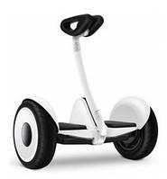 Сигвей Найнбот мини гироцикл колеса 10.5 Bluetooth, система Bar Control, цвет белый
