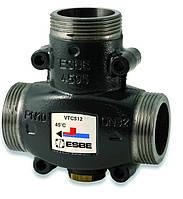 """3-х ходовой чугунный клапан ESBE VTC 512 1 1/2"""" 55 С"""