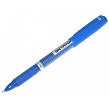 Ручка гелева Dictator 1 мм, синя
