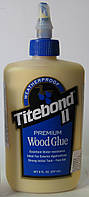 Профессиональный столярный клей D3 Titebond II Premium (США) (237 мл), фото 1