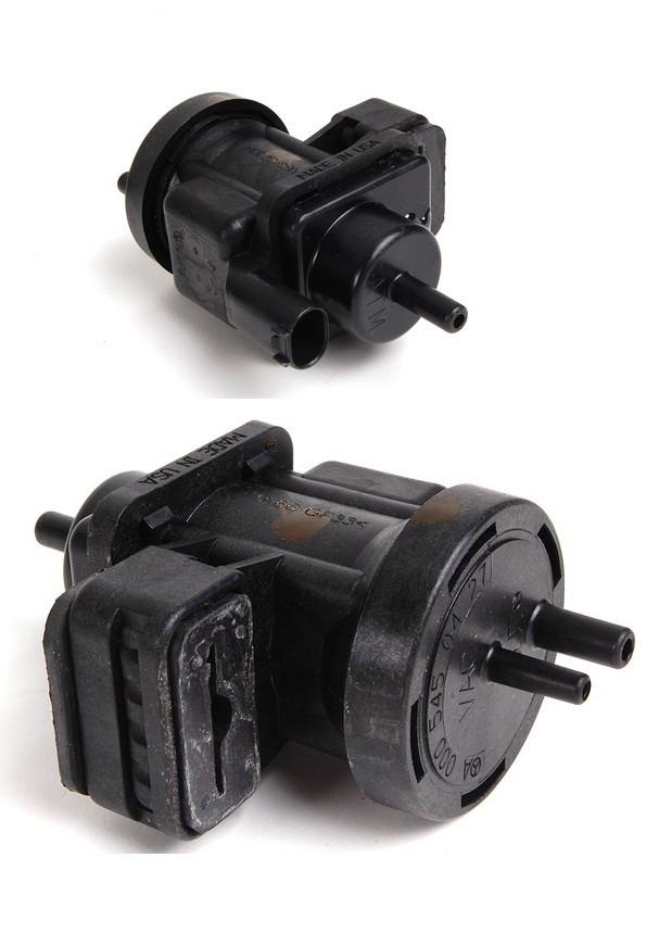 Клапан включения турбины Sprinter/Vito CDI, 60кВт черный Mercedes