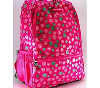 Рюкзак школьный Z275 малиновый Dr Kong