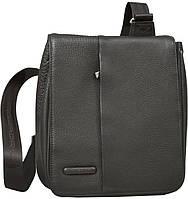 Удобная мужская сумка через плечо из натуральной кожи Piquadro Modus, CA1404MO_N черный