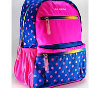 Рюкзак школьный Z278 малиновый Dr Kong