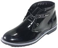 Ботинки демисез женск In Trend 2309 BLL черный