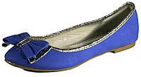 Балетки женские Sopra 320-222 синий