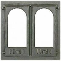 Каминная дверца двух створчатая SVT 401