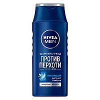 Шампунь Nivea для мужчин против перхоти для укрепления волос 250 мл