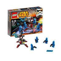 Констурктор Lego Star Wars Солдаты - коммандос Сената 75088