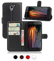 Чехол-бумажник для ZTE blade A510