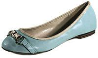 Балетки женские Sopra WH6010-3 голубой