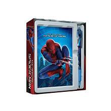 """Набір канцелярський шкільний 2 предмети """"Spider-man"""", подарун. коробці"""