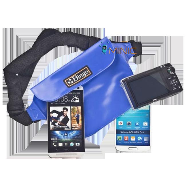 Универсальная водонепроницаемая сумка Bingo 180x120 мм, фото 1