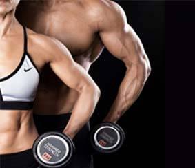 Товары для фитнеса и тяжелой атлетики