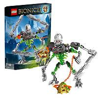 Конструктор Lego Bionicle Череп Рассекатель 70792