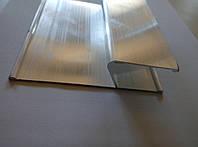 Алюмінієве штукатурне правило H-подiбне ПАС-2480 113,5 / Без покриття