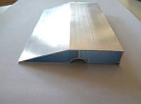 Алюмінієве штукатурне правило  трапецієвидне ПАС-2373  91 / Без покриття