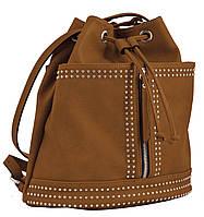 Сумка- рюкзак, рыжая, 30*27*15.5  554154
