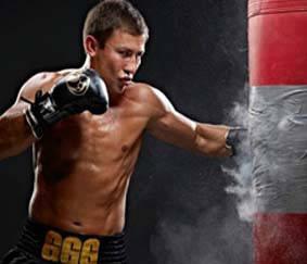 Товары для бокса и единоборств