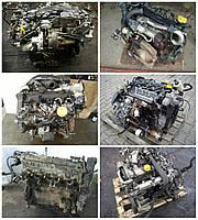 Двигатель  Renault Traffic JL 19 DCI 2001