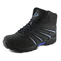 Ботинки зимние  мужские Bona 92735L-6 черный