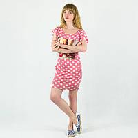 Женская туника с принтом Туфли норма